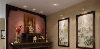 Phong thủy bàn thờ - Những điều gia chủ cần biết để thêm tài lộc