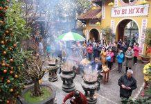 Những quy tắc khi lễ chùa ngày mùng 1 âm lịch để tránh tai họa