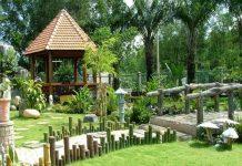 Những nguyên tắc bố trí sân vườn đúng phong thủy