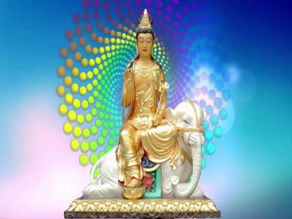 Tìm hiểu về Phổ Hiền Bồ Tát trong Đạo Phật