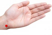 Ý nghĩa của vị trí nốt ruồi ở cổ tay
