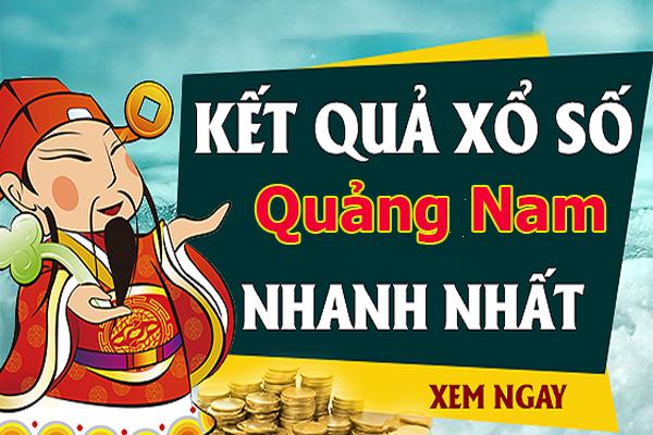 Phân tích kết quả XS Quảng Nam Vip ngày 30/07/2019