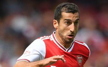 Arsenal chính thức chia tay Mkhitaryan