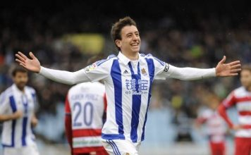 Man City nhắm Mikel Oyarzabal thay Sane