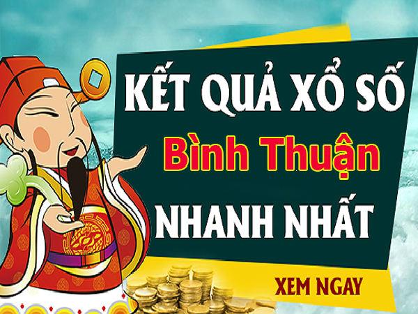 Phân tích kết quả XS Bình Thuận Vip ngày 31/10/2019