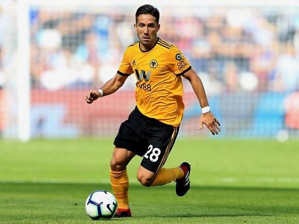Moutinho ký hợp đồng 3 năm với đại diện Ngoại Hạng Anh