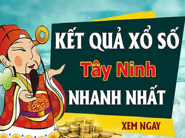 Dự đoán kết quả XS Tây Ninh Vip ngày 21/11/2019