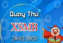 Tổng hợp phân tích kqxsmb ngày 24/02