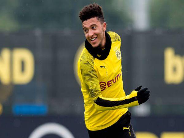 Dortmund đồng ý để Sancho ra đi