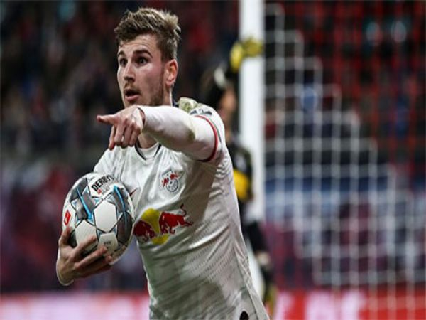 Liverpool, M.U và Chelsea còn 10 ngày mua Werner