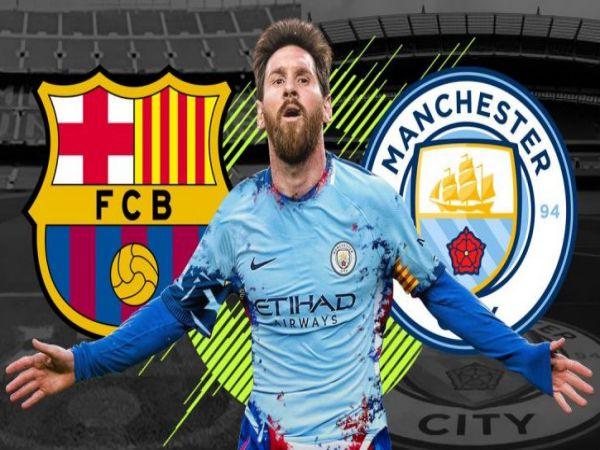 Chuyển nhượng tối 26/8: Messi muốn chuyển đến Man City