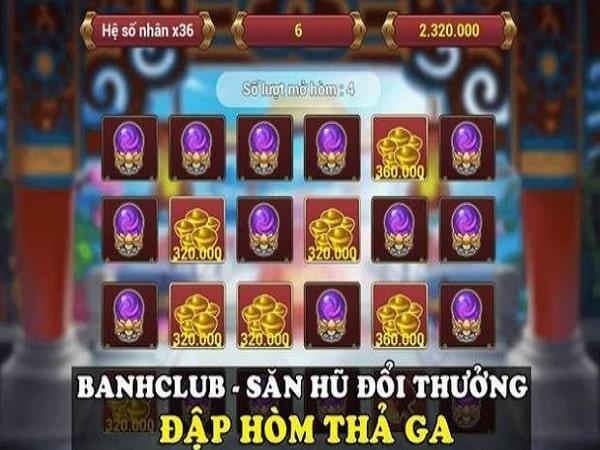 Những tính năng nổi bật của game nổ hũ giàu to