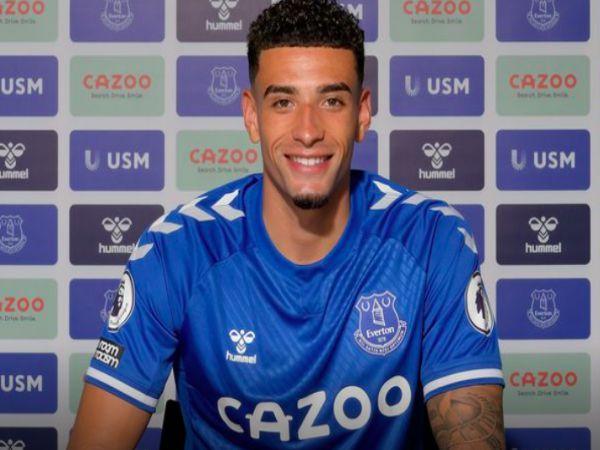 Chuyển nhượng chiều 5/10: Everton ký hợp đồng với Ben Godfrey
