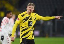 Chuyển nhượng sáng 26/2: Dortmund chốt giá bán Haaland