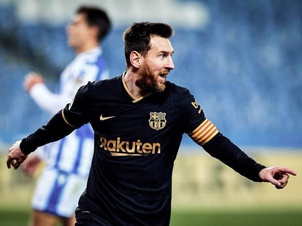 Chuyển nhượng sáng 26/3: Messi sắp gia hạn với Barca