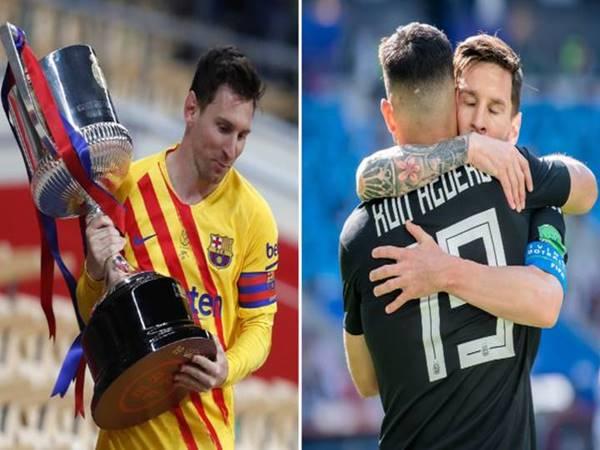 Chuyển nhượng sáng 22/4: Messi hoàn tất HĐ mới