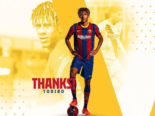 Chuyển nhượng BĐ chiều 30/6: Barcelona đẩy Todibo sang Nice