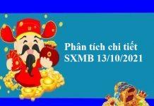 Phân tích chi tiết SXMB 13/10/2021