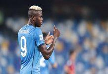 Chuyển nhượng 1/10: PSG nhắm mua cầu thủ Osimhen của Napoli
